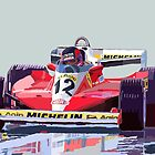 Ferrari 312 T3 1978 Canadian GP by Yuriy Shevchuk