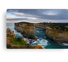 What was Arch Island Canvas Print