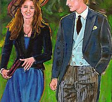 WILLS AND KATE by Carole  Spandau
