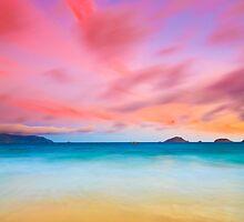 Sunrise over the sea. by MotHaiBaPhoto Dmitry & Olga