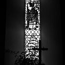 There Is A Light That Never Goes Out (black and white) by Lou Wilson