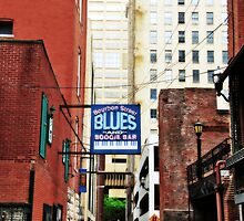 Bourbon Street Blues by WarrenMangione