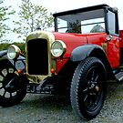 Love at first sight......1927 Austin Pickup  by oulgundog