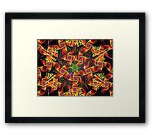 Dark Star and the Gnarlettes  (UF0257) Framed Print