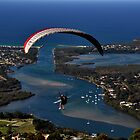 Paragliding to Harrington NSW Australia !!! by Heabar