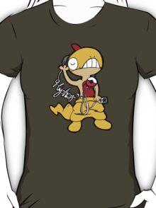 Scraggy Loves Hiphop Music! T-Shirt