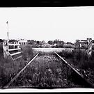 Old Cooma Road rail crossing by Mark Will