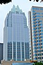 High Rise Reflection 5 - The Batman Building - Downtown - Austin Texas Series - 2011 by Jack McCabe