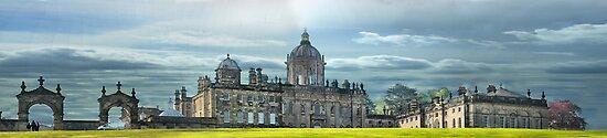 Castle Howard . by Irene  Burdell
