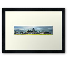 Castle Howard . Framed Print