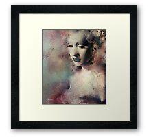 "Christina in ""Burlesque"" Framed Print"