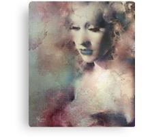 """Christina in """"Burlesque"""" Metal Print"""