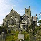 St Peters Church, Ugborough by moor2sea