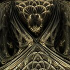 Ancient Mandelbulb by vivien styles