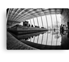 Meet me in the MET Canvas Print
