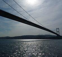 The Bosphorus Bridge by bubblehex08