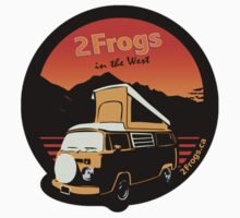 2 Frogs English BLACK by 2Frogs