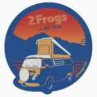 2 Frogs English BLUE by 2Frogs