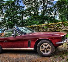 Jensen Interceptor by Guy Carpenter