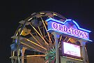 Old Town Ferris Wheel by Laurie Perry