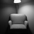 light over chair by Joe  LaFata
