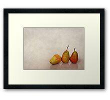 Fruitful Days Framed Print