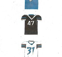 Condor Jerseys by Marcus Walker