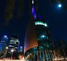 Perth Bell Tower by Samantha Martin