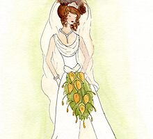 The Bride by Jennifer Gibson