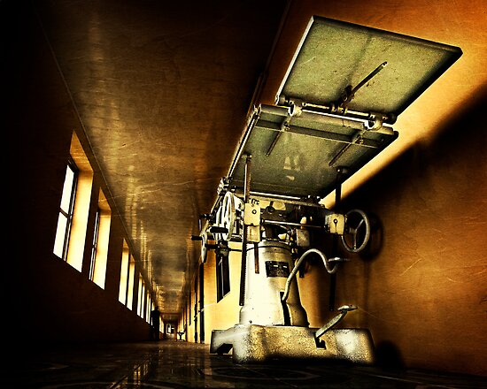 Some Old Hospital Things #0101 by Michiel de Lange