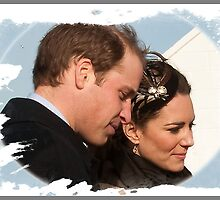 Wills and Kate by almaalice