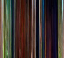 Moviebarcode: Tangled (2010) by moviebarcode