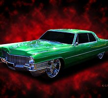 Classic Caddy by Keith Hawley