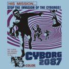 Cyborg 2087 by loogyhead