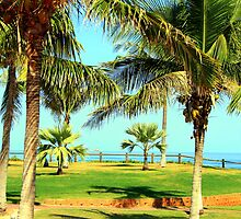Paradise In Broome by shazart