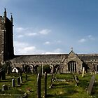 Ugborough Parish Church by moor2sea