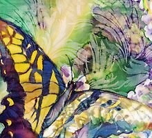 Swallowtail 1 by Deborah Younglao