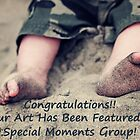 Special Moments Group Banner Challenge... by kristideephotog