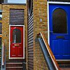 three doors  by richard  webb