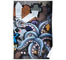 Graffiti art, Glasgow Poster
