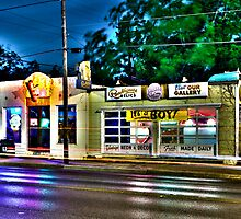 Roadhouse Relics  by Sam Seizert
