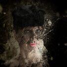 WOMAN IN A VEIL  by scarletjames