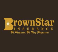 Brown Star Insurance by loogyhead