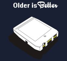 Older is Better 3 {For Darker Colors} by Matthew Vaca