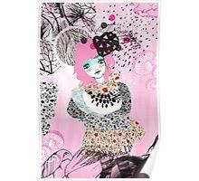 Umeko's Garden Poster