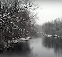 The Mighty Wisconsin River by kkphoto1