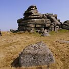 Dartmoor: Fur Tor, Queen of the Moors by Rob Parsons