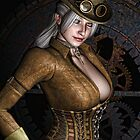 Steamy SteamPunk by Alexander Butler