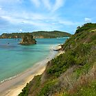 Ringaringa Beach - Stewart Island, New Zealand by Phil McComiskey