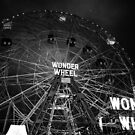 Wonder Wheelin by James  Booth